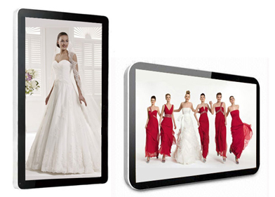 19inch to 65inch iphone design digital signage