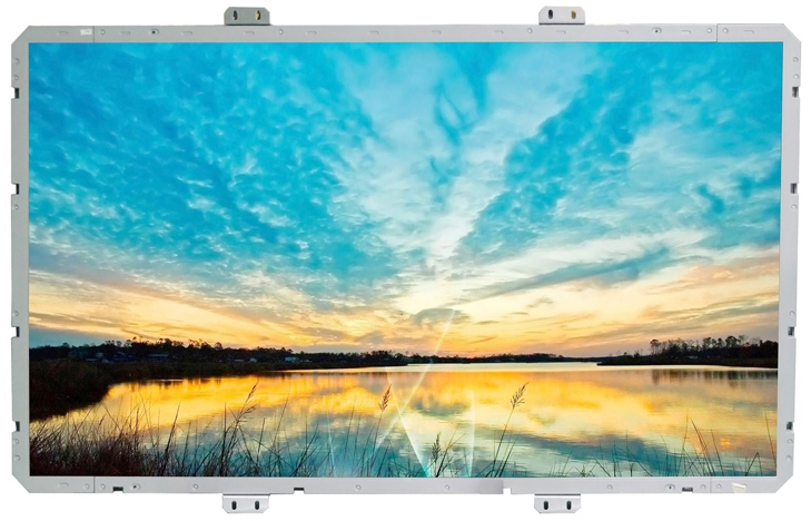65inch Sunlight readable Open frame  LCD monitor