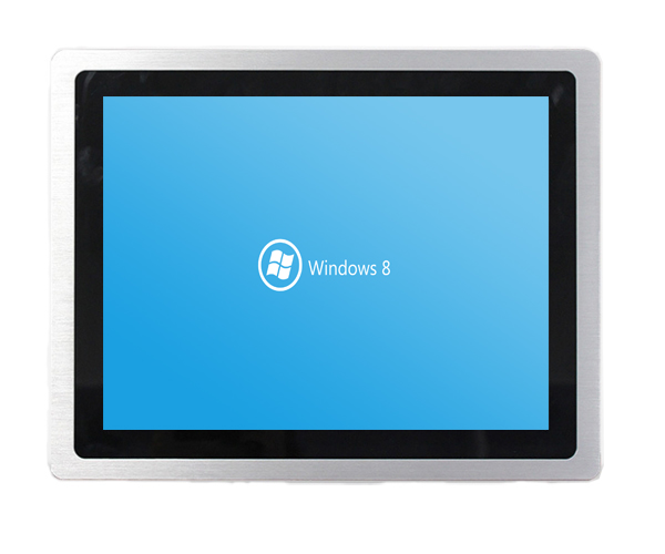17inch industrial touch screen panel pc with Whole aluminum alloy casing